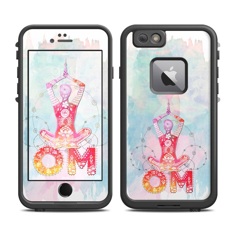 Om Spirit LifeProof iPhone 6s Plus fre Case Skin