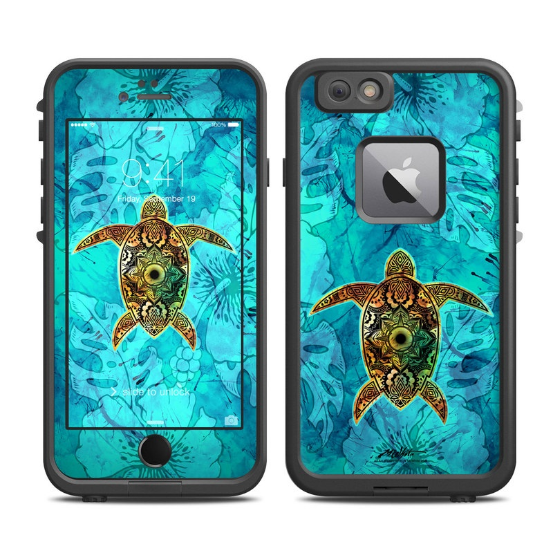 Sacred Honu LifeProof iPhone 6s Plus fre Case Skin