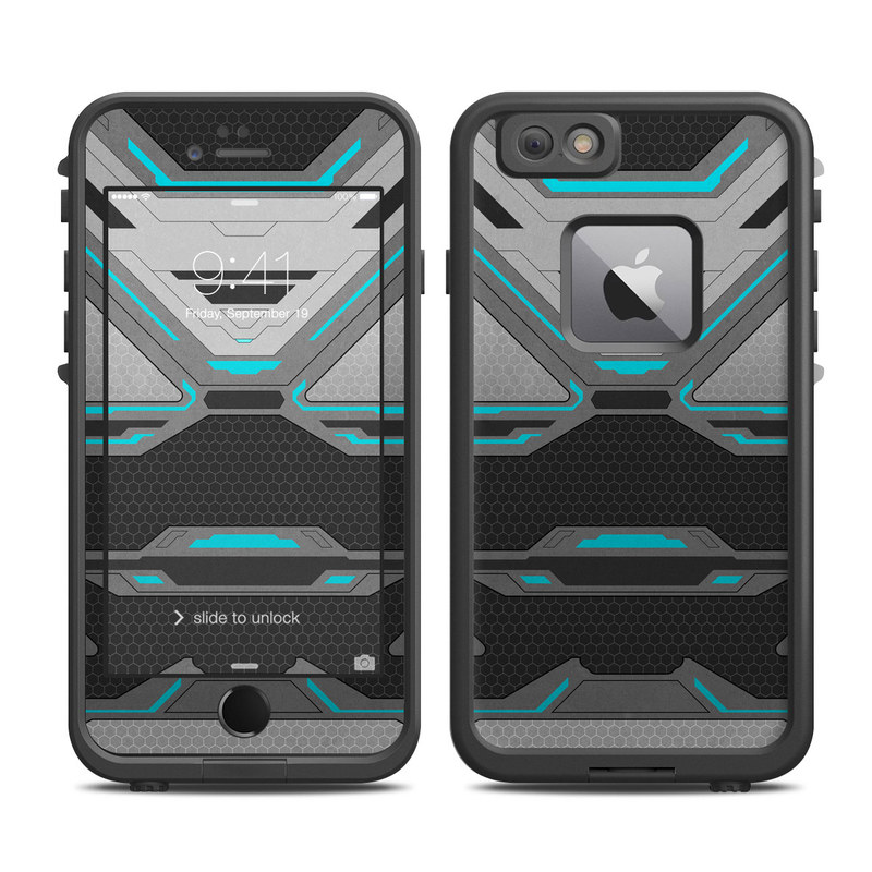 Spec LifeProof iPhone 6s Plus fre Case Skin
