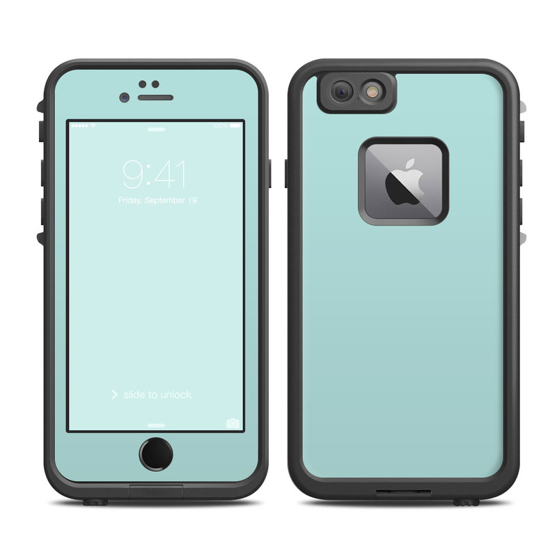 Solid State Mint LifeProof iPhone 6s Plus fre Case Skin
