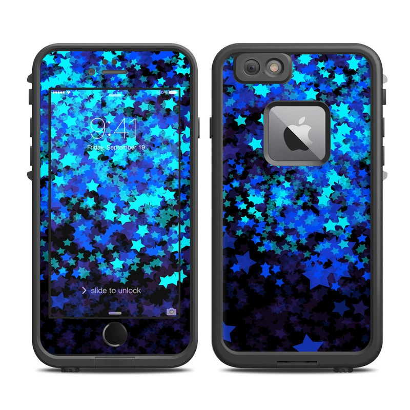 Stardust Winter LifeProof iPhone 6s Plus fre Case Skin