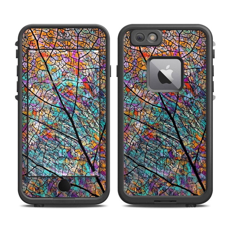 Stained Aspen LifeProof iPhone 6s Plus fre Case Skin