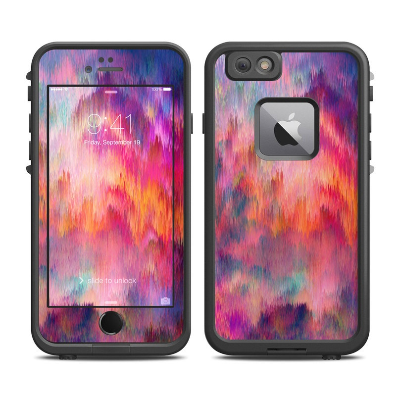 Sunset Storm LifeProof iPhone 6s Plus fre Case Skin