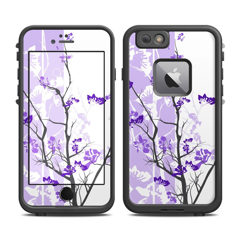 Violet Tranquility LifeProof iPhone 6s Plus fre Case Skin