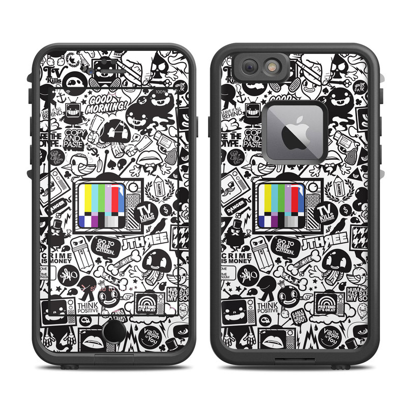 TV Kills Everything LifeProof iPhone 6s Plus fre Case Skin