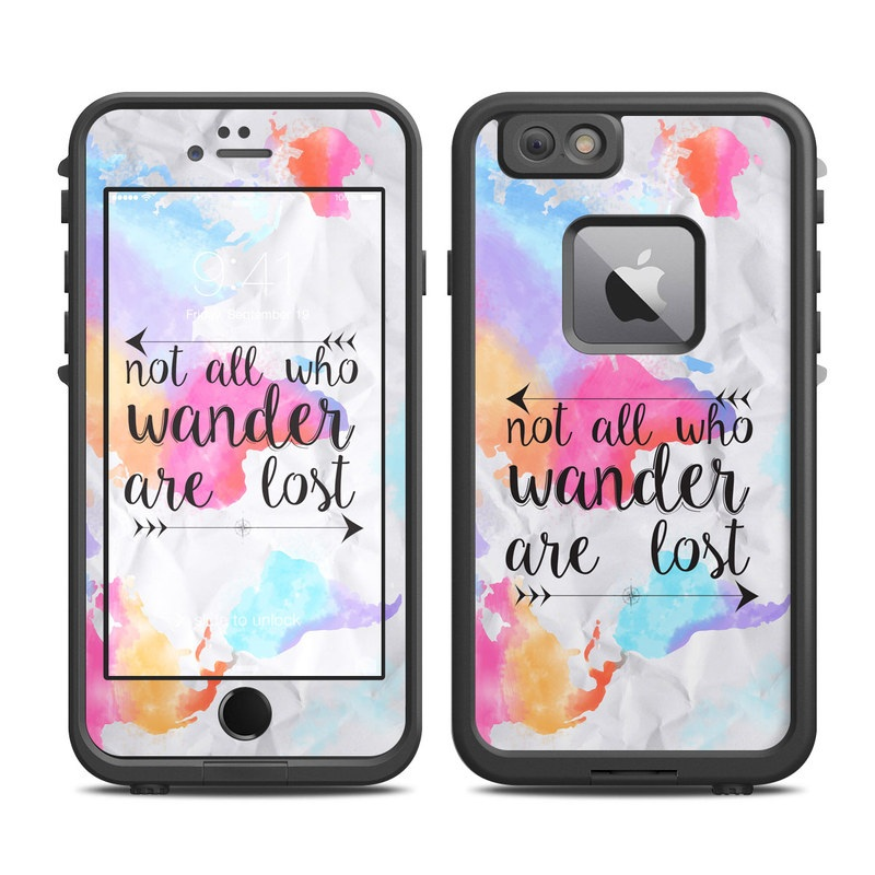 Wander LifeProof iPhone 6s Plus fre Skin