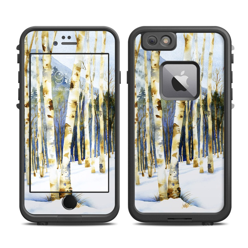Winter Solstice LifeProof iPhone 6s Plus fre Case Skin