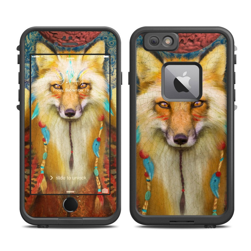 Wise Fox LifeProof iPhone 6s Plus fre Skin