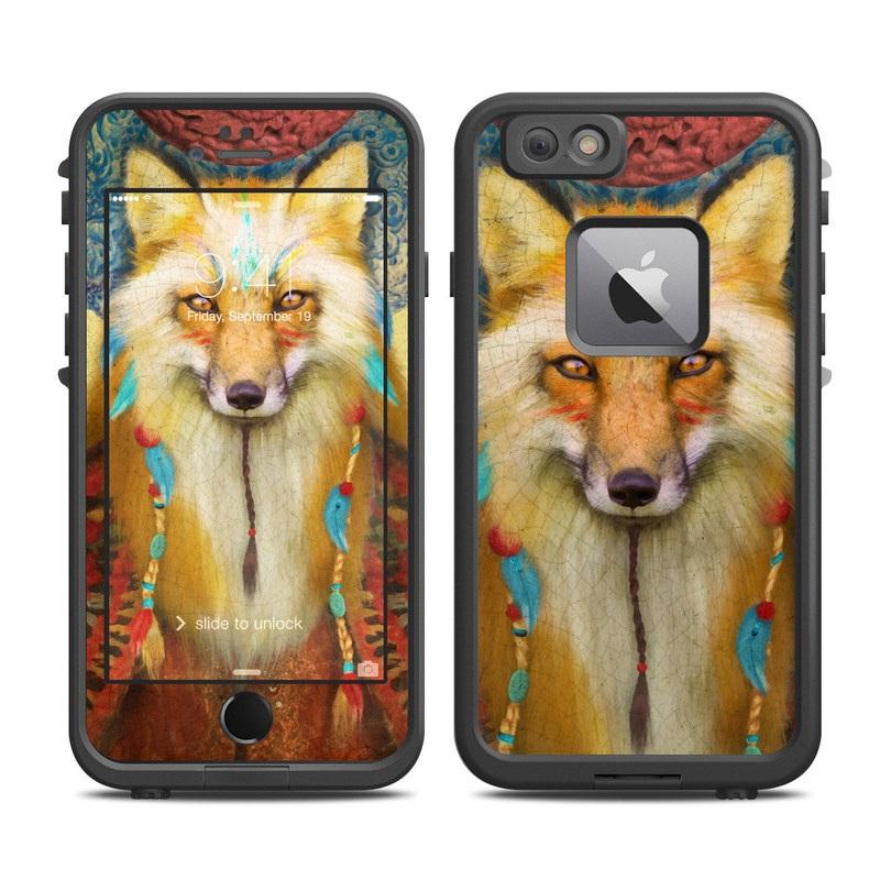 Wise Fox LifeProof iPhone 6s Plus fre Skin
