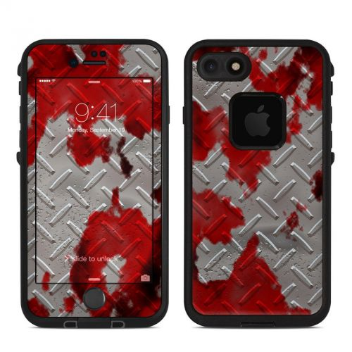 Accident LifeProof iPhone 7 fre Case Skin