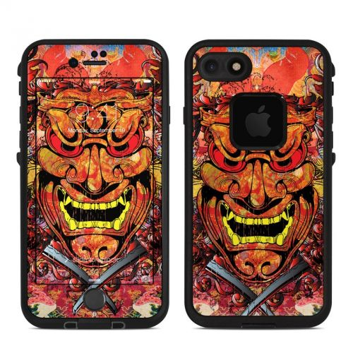 Asian Crest LifeProof iPhone 7 fre Skin
