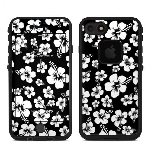 Aloha Black LifeProof iPhone 8 fre Case Skin