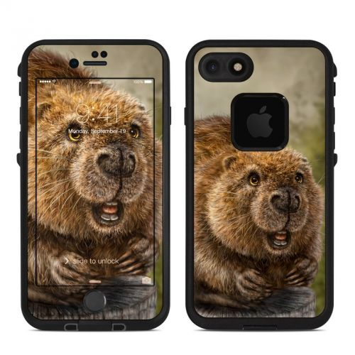 Beaver Totem LifeProof iPhone 7 fre Skin