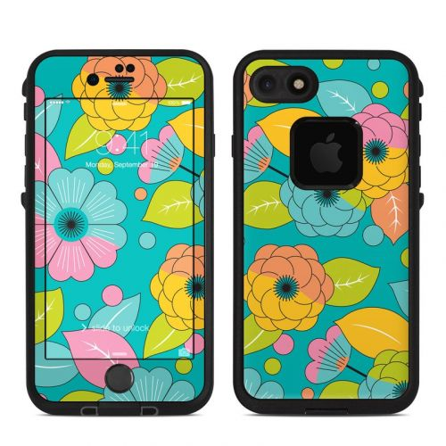 Blossoms LifeProof iPhone 8 fre Case Skin
