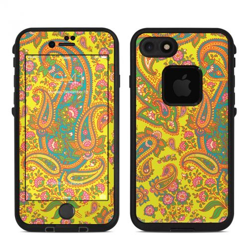 Bombay Chartreuse LifeProof iPhone 7 fre Skin