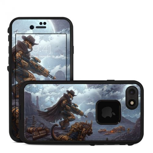 Bounty Hunter LifeProof iPhone 7 fre Skin