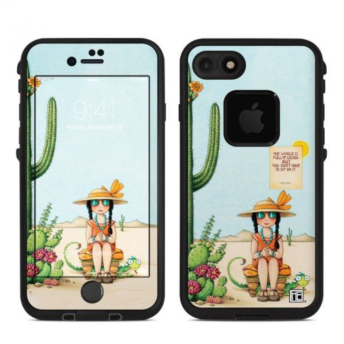 Cactus LifeProof iPhone 7 fre Skin
