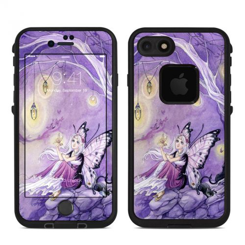 Chasing Butterflies LifeProof iPhone 7 fre Case Skin