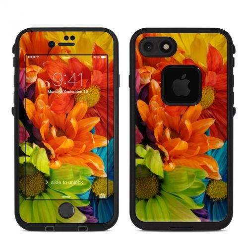 Colours LifeProof iPhone 7 fre Skin