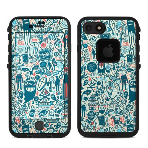 Committee LifeProof iPhone 7 fre Skin