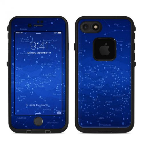 Constellations LifeProof iPhone 7 fre Skin