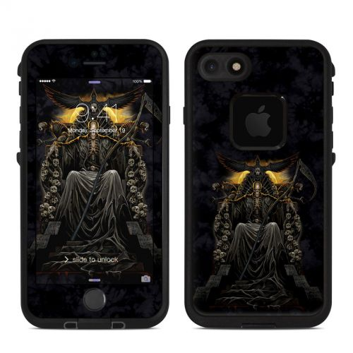 Death Throne LifeProof iPhone 7 fre Case Skin