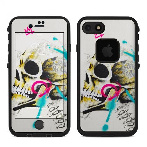 Decay LifeProof iPhone 8 fre Case Skin