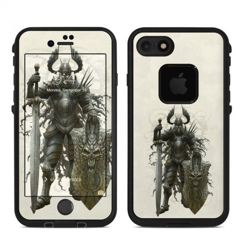 Dark Knight LifeProof iPhone 7 fre Skin