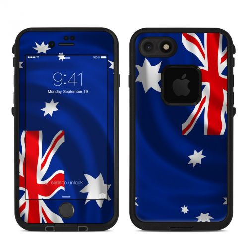 Down Under LifeProof iPhone 8 fre Case Skin