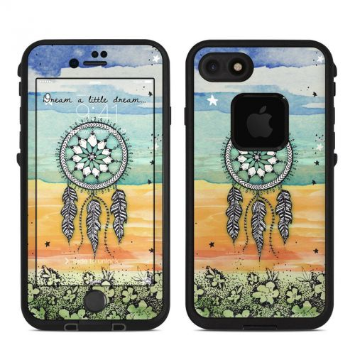 Dream A Little LifeProof iPhone 7 fre Skin