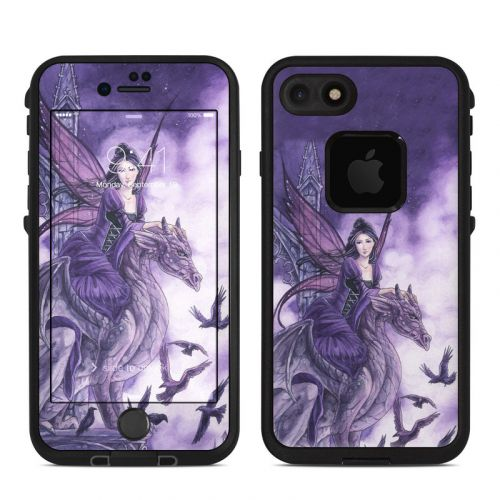 Dragon Sentinel LifeProof iPhone 8 fre Case Skin