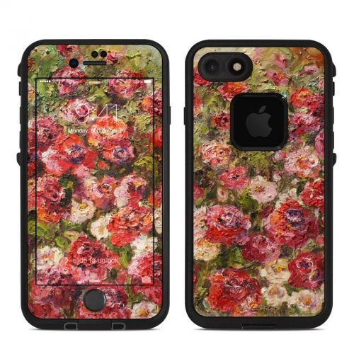 Fleurs Sauvages LifeProof iPhone 7 fre Skin