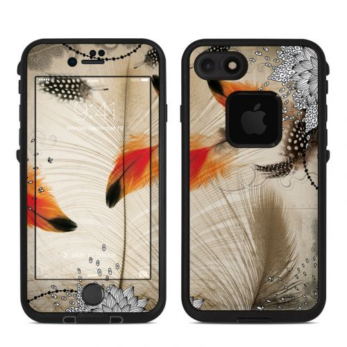 Feather Dance LifeProof iPhone 7 fre Case Skin
