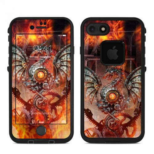 Furnace Dragon LifeProof iPhone 7 fre Skin