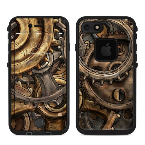 Gears LifeProof iPhone 7 fre Skin
