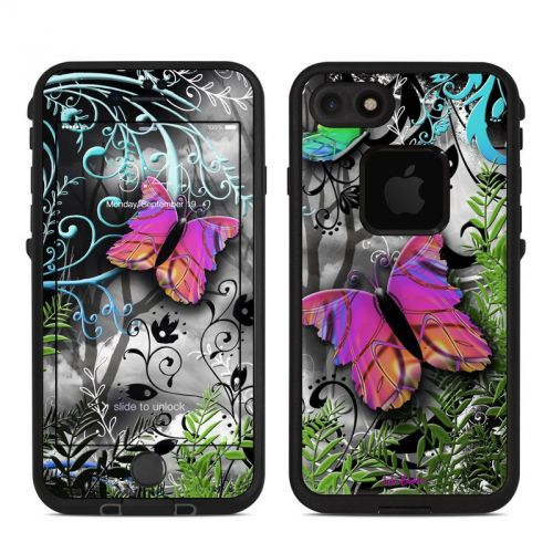 Goth Forest LifeProof iPhone 7 fre Skin