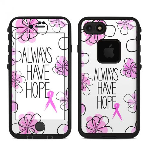Always Have Hope LifeProof iPhone 7 fre Skin