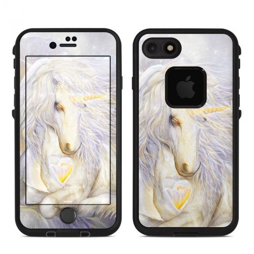 Heart Of Unicorn LifeProof iPhone 7 fre Skin