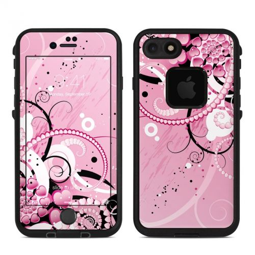 Her Abstraction LifeProof iPhone 7 fre Skin