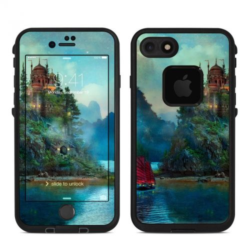 Journey's End LifeProof iPhone 7 fre Skin