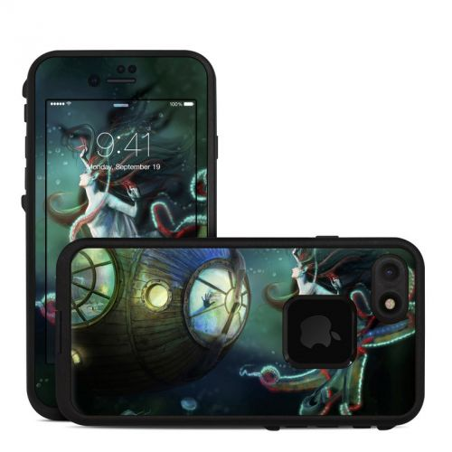 20000 Leagues LifeProof iPhone 7 fre Skin