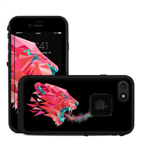 Lions Hate Kale LifeProof iPhone 7 fre Skin