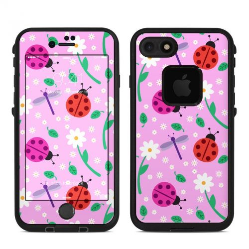 Ladybug Land LifeProof iPhone 7 fre Skin