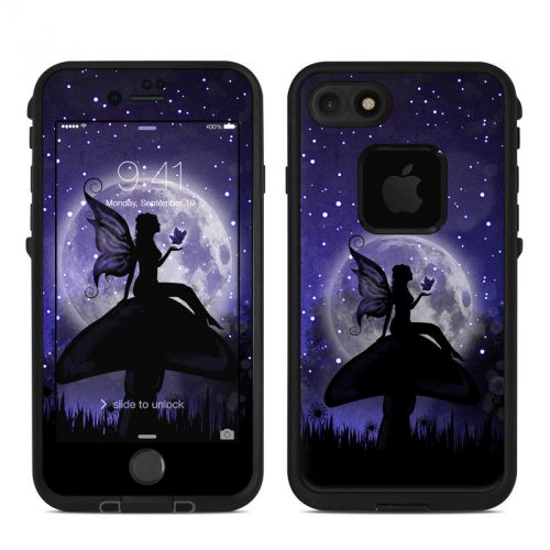 Moonlit Fairy LifeProof iPhone 7 fre Skin