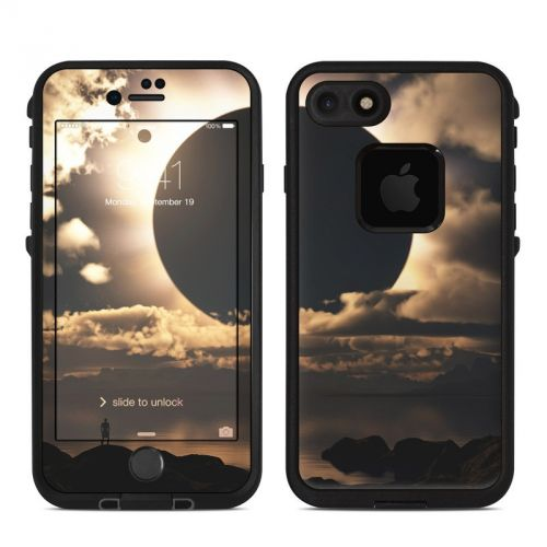 Moon Shadow LifeProof iPhone 7 fre Case Skin