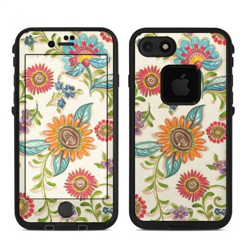 Olivia's Garden LifeProof iPhone 7 fre Case Skin