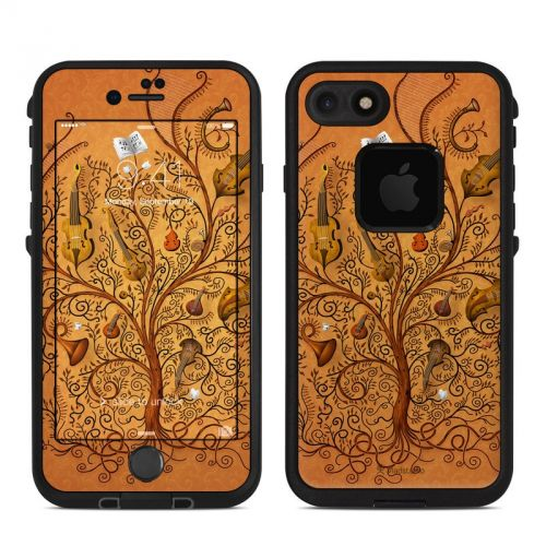 Orchestra LifeProof iPhone 7 fre Skin