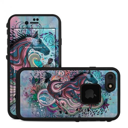 Poetry in Motion LifeProof iPhone 7 fre Skin