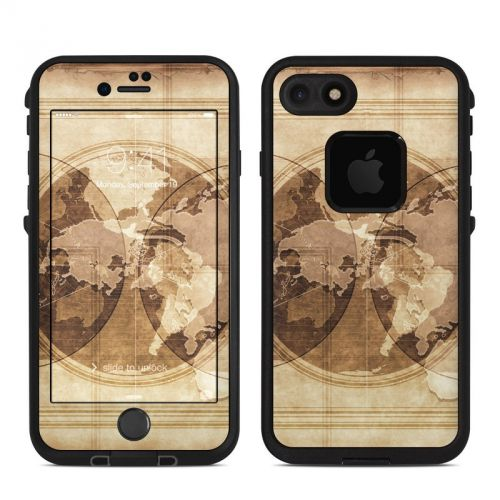 Quest LifeProof iPhone 7 fre Skin