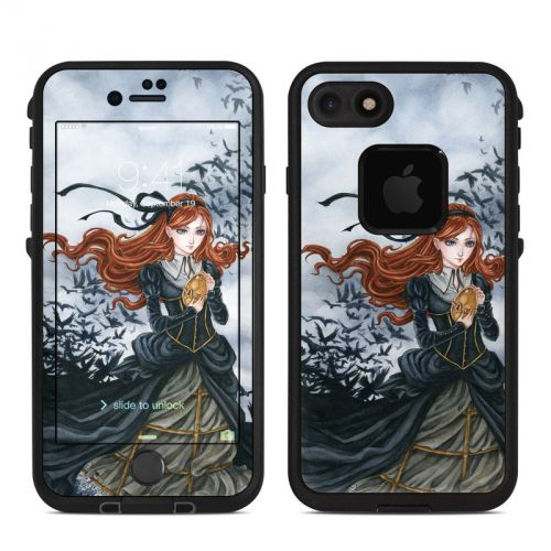 Raven's Treasure LifeProof iPhone 8 fre Case Skin
